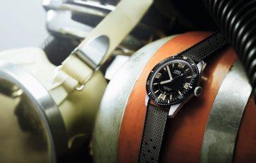 【2015 Basel錶展報導】Divers Sixty-Five潛入時光倒流,ORIS代表性潛水腕錶50年後重現