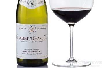 Domaine Jean-Claude Belland Chambertin Grand Cru 2003