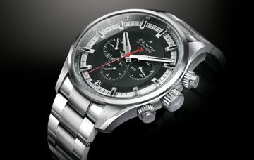 【2015 Basel錶展報導】運動計時碼錶的精髓:Zenith El Primero Sport腕錶