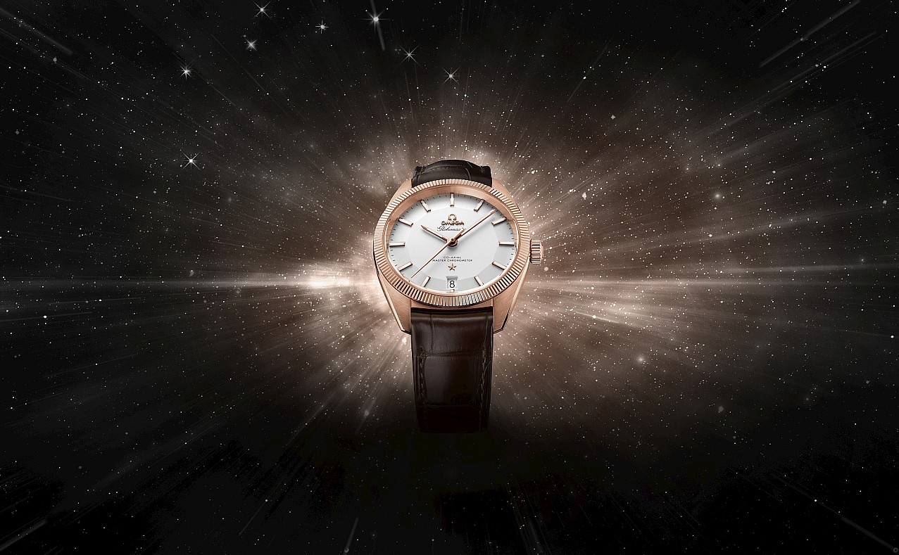 【2015 Basel錶展報導】源自50多年的靈感,歐米茄發表世界首款大師天文台錶—Globemaster腕錶