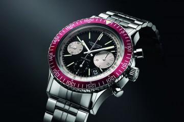 【2015 Basel錶展報導】設計優雅,功能卓越:浪琴表復刻系列Heritage Diver 1967潛水腕錶