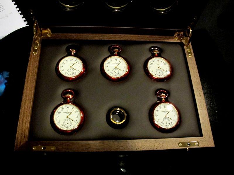 發現工藝的價值  Vacheron Constantin 天文台競賽陀飛輪懷錶