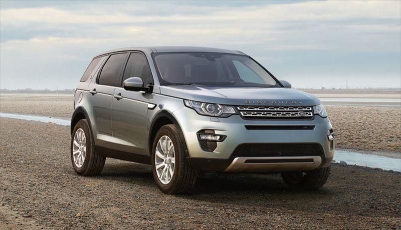 越野規格+卓越空間 Land Rover Discovery Sport開始預售