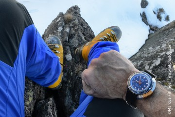 【2015 Basel錶展報導】璀燦 50 年:依度Edox Hydro-Sub 自動限量腕錶向歷史致敬