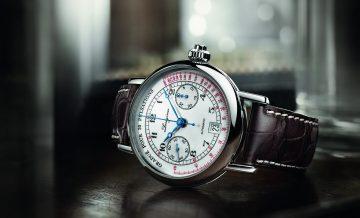 【2015 Basel報導】優雅與功能的微妙結合:Longines浪琴表復刻系列Pulsometer Chronopgraph脈搏計時碼錶