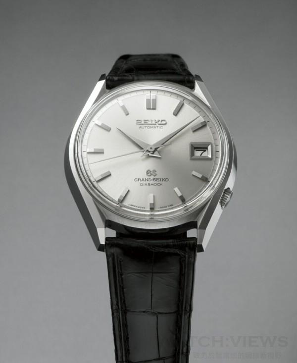 1967 原創 62GS-Grand Seiko 首款自動上鍊機芯錶款