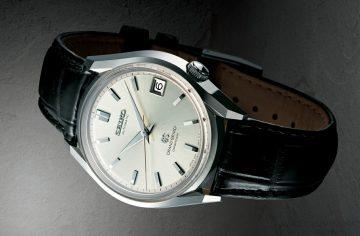 【2015 Basel錶展報導】優雅的經典復古風:Grand Seiko全新62GS限量系列