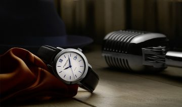 【2015 Basel錶展報導】蕾蒙威推出經典大師Maestro系列Frank Sinatra限量腕錶