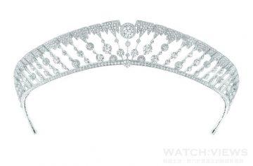 CHAUMET自然主義頂級珠寶展 明起舞動花漾青春