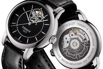 致這一年辛勞的母親—天梭表TISSOT Lady Heart 80小時自動腕錶