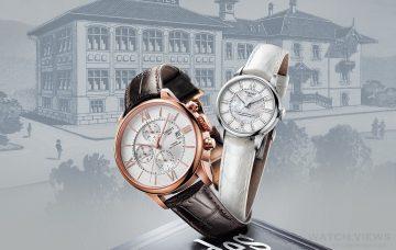 【2015 Basel錶展報導】天梭表Chemin des Tourelles腕錶