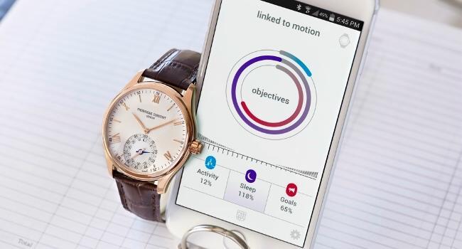 另一個聰明選項  Frédérique Constant與Alpina推出SHS智慧型手錶