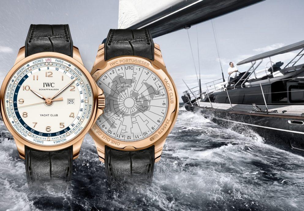 翱遊四海的計時良伴:IWC Portugieser Yacht Club Worldtimer葡萄牙系列航海精英世界時間腕錶