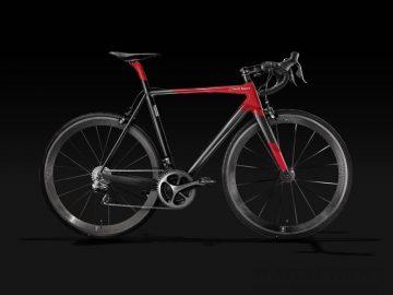 騎乘70萬精品腳踏車 貴氣似神仙