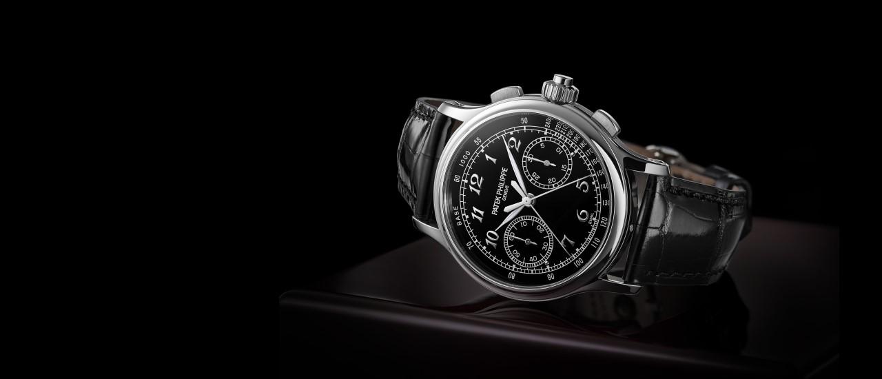 準確超卓的時計:百達翡麗5370雙秒追針計時碼錶