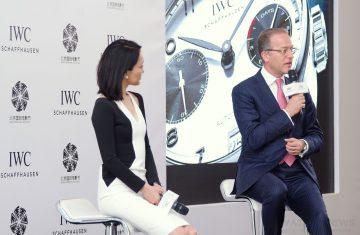 攜手北京國際電影節,共慶合作三週年:IWC萬國錶推出葡萄牙自動腕錶2015北京國際電影節限量版