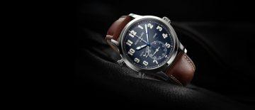 高飛遠翔:百達翡麗Calatrava飛行員兩地時間腕錶Ref.5524