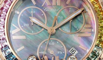 極致絕美設計盡顯百年頂級工藝:2015蕭邦頂級珠寶暨腕錶展