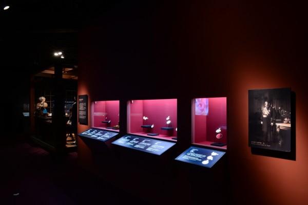 """""""日內瓦:時光之芯 ─ 瑞士鐘錶文化之源""""展覽展區與展品"""