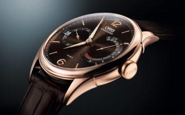 進階機芯:Oris擴大其機芯生產能力進而推出Calibre 111腕錶