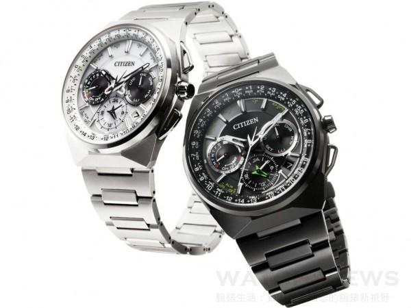 CITIZEN光動能衛星對時錶F900