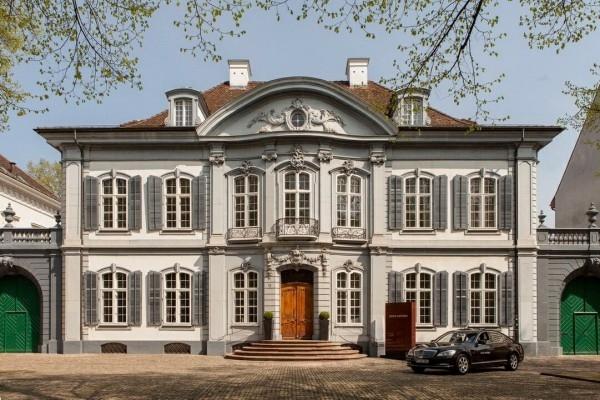 巴塞爾Wildt'sches Haus飯店