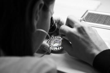 路易威登在巴塞爾Wildt'sches Haus飯店 (Louis Vuitton Villa),展出最新一季動人耀眼的時計系列