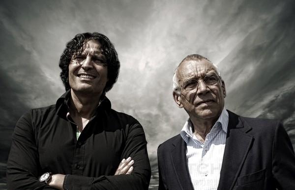 PR CVDK Mr Daniel Reintjes and Mr Christiaan van der Klaauw