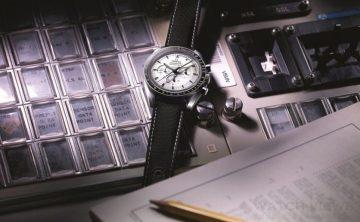 紀念NASA「successful failure成功的失敗」45週年:歐米茄超霸阿波羅13號史努比獎腕錶