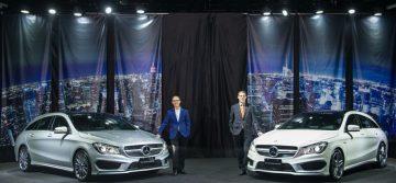 獵奪目光:全新都會五門最悍獵跑Mercedes-Benz CLA 45 AMG 4MATIC Shooting Brake重裝登台