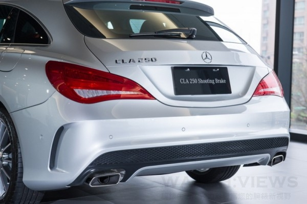 The new CLA Shooting Brake-4
