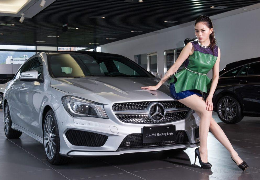 獵奪目光:都會五門獵跑Mercedes-Benz The new CLA Shooting Brake