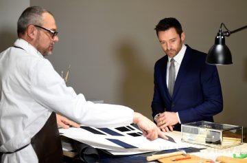 萬寶龍於倫敦發表全新皮件系列Meisterstück Selection Sfumato:品牌大使休‧傑克曼與全球總裁Jérôme Lambert 共同出席盛會
