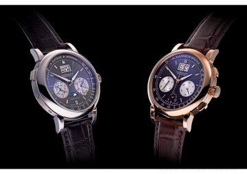 計時碼錶年表──朗格秒錶一覽