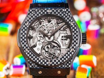 HUBLOT 宇舶錶2015製錶講堂:超乎尋常的大教堂三問聽覺盛宴