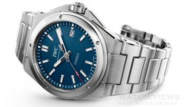 妙筆童心,添趣萬國錶工程傑作:IWC工程師自動腕錶「勞倫斯體育公益基金會」特別版