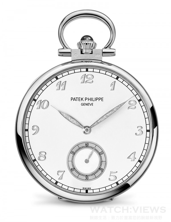 Patek Philippe Rare Handcrafts Pocket watch Ref. 992/152G金雕懷錶