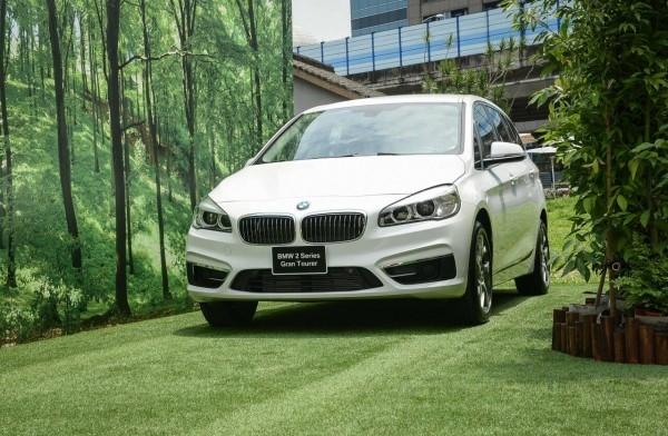 全新BMW 2系列Gran Tourer盛大上市