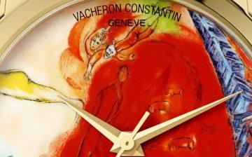 對藝術和文化的激情獻禮,江詩丹頓專為加尼葉歌劇院打造的獨一無二腕錶:Métiers d'Art – Chagall & l'Opéra de Paris
