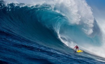 TAG Heuer豪雅全新品牌大使 天才衝浪手Kai Lenny現身巴黎捲起巨浪
