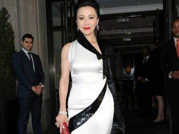 劉嘉玲以寶格麗高級珠寶系列,驚豔2015年紐約大都市藝術博物館慈善舞會