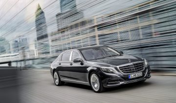 頂尖對決•層峰饗宴:全球經濟救世主柏南奇亞太關鍵行,Mercedes-Maybach S-Class全程尊榮禮遇