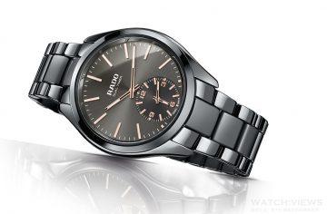 型男日記的魅力新時計:雷達表高科技陶瓷腕錶 允文允武都型