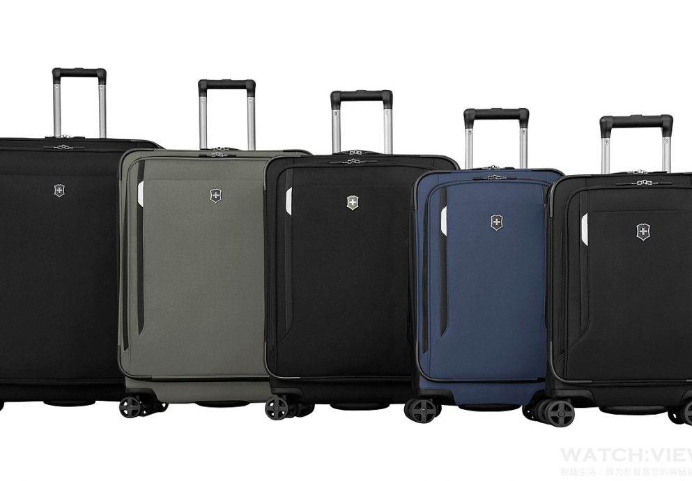 五種裝箱方案,創造無限可能:Victorinox 瑞士維氏Werks Traveler系列設計輕盈,收納更多