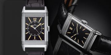 經典錶款的無盡演繹:積家Grande Reverso 1931 Seconde Centrale大型中央秒針翻轉系列腕錶