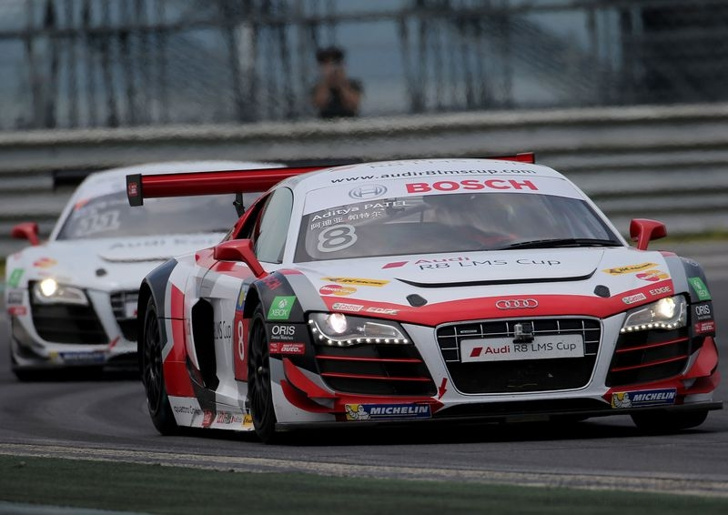 Le Mans亞洲巡迴賽─鋼鐵人愛駒Audi R8 七月征戰大鵬灣