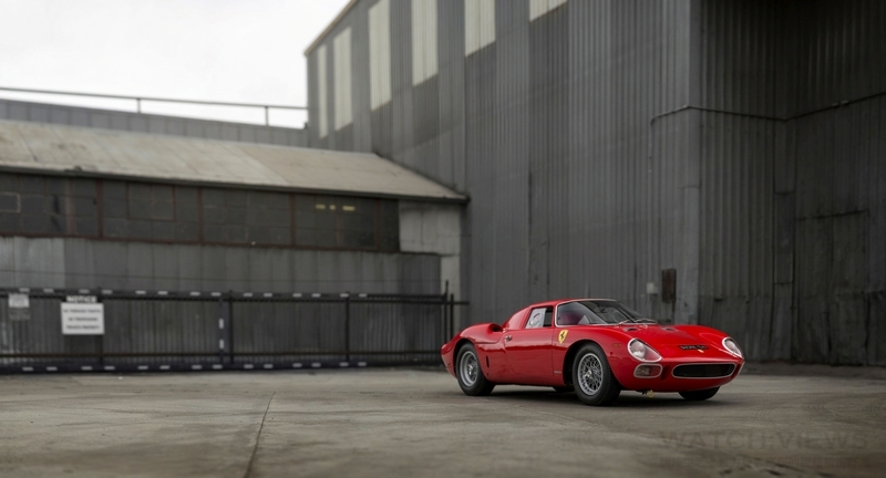 「雲萃臻集」:全球最傑出之跑車及超級跑車私人收藏,將空前現身 RM Sotheby's 蒙特雷拍賣會