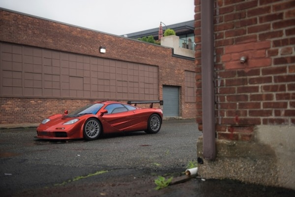 1998 McLaren F1 'The Road Going LM' (credit Darin Schnabel (c) 2015 courtesy RM Sotheby's)