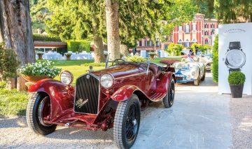 朗格向Concorso d'Eleganza Villa d'Este古董車展「最佳車款」優勝者頒贈Lange 1 Time Zone特別版