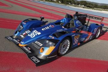 天梭表與歐洲耐力賽冠軍車隊Signatech Alpine 再續前緣,譜寫PRS 516 自動計時腕錶的賽車傳奇